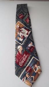Vintage Coca-Cola neck ties Kitchener / Waterloo Kitchener Area image 2