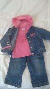 Girl's Clothing, size 12-18 month