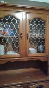 Buffet and hutch Cambridge Kitchener Area image 1