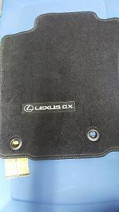 FOR SALE: Original LEXUS GX 460 CAR MATS - USED AND NEW