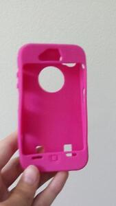 silicone protective case iphone 4 London Ontario image 6