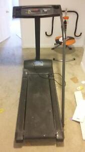 Treadmill available for sale. Pick it up today.