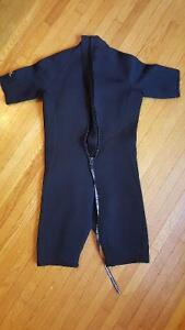 Men's wetsuit (Used once) Sarnia Sarnia Area image 2