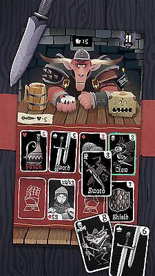 Kartenspiel neu entdeckt: Card Crawl