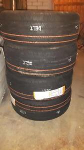 4 pneus Continental ContiproContact 225-50-R17