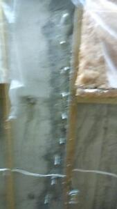 Leaky basrment or wet basement London Ontario image 2