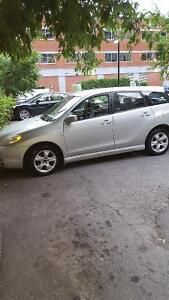 2003 Toyota Matrix (All wheel  drive)