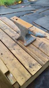 Anvil. Every stable should have one