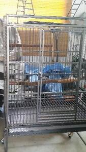 Extra large bird cage