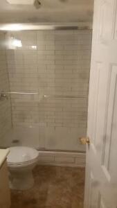 Tile showers floors backsplashes ect Cambridge Kitchener Area image 7