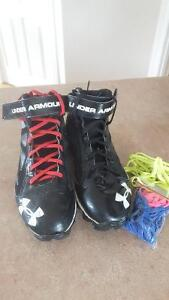 Souliers Under Armour football