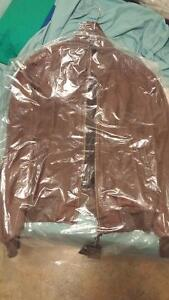 4 BRAND NEW, QUALITY Emporio Collection Faux Leather Jackets Kitchener / Waterloo Kitchener Area image 3