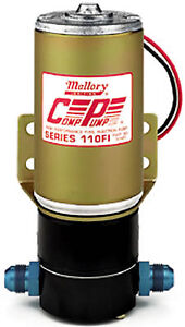 Mallory High Performance Electric Fuel Pump - New in The Box