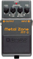 Boss Metal Zone MT-2 - PRICE REDUCED