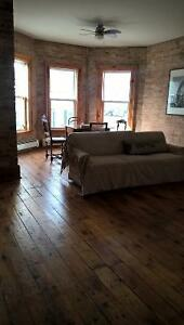 2 bedroom apt. Downtown Peterborough