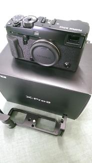 Fuji Fujifilm Xpro 2, mint condition.