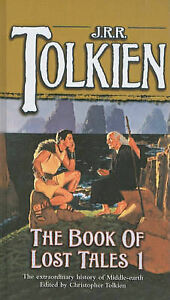 The-Book-of-Lost-Tales-Part-I-by-J-R-R-Tolkien-Hardback-1992