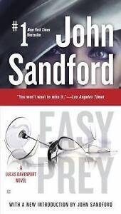 Easy-Prey-Sandford-John-Acceptable-Book