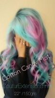 Fashion Color Extensions