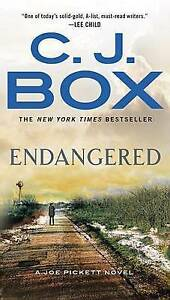 Endangered (A Joe Pickett Novel)-ExLibrary