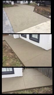 A.Concreting