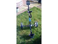 2 Wheel Golf Trolley