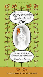 Gorey Edward-Recently Deflowered Girl  BOOKH NEW