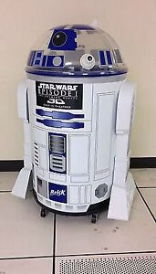 R2D2 Pepsi Cooler / NEVER OPENED