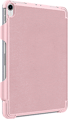 Verizon Folio Case & Tempered Glass Bundle for Apple iPad Pr
