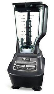 ninja mega kitchen system blender processor nutri cup bl770 black 4 speeds - Ninja Mega Kitchen System
