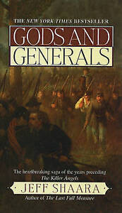 USED (GD) Gods and Generals by Jeff Shaara