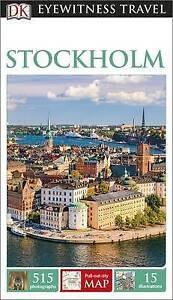 DK Eyewitness Travel Guide: Stockholm, DK, New Book