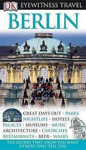 DK Eyewitness Travel Guide: Berlin, Omilanowska, Malgorzata, Very Good Book