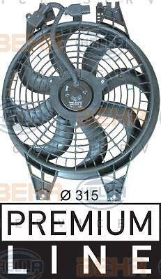 8EW 351 034-641 HELLA Fan  A/C condenser