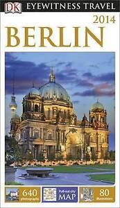 """AS NEW"" DK Eyewitness Travel Guide: Berlin, Collectif, Book"