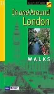In and Around London: Walks,Conduit, Brian,Good Book mon0000102800
