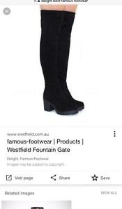 Thigh high boots Baldivis Rockingham Area Preview