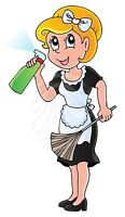Home cleaning Holiday help Eastern Passage/Cole Harbour Area