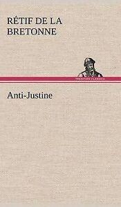 NEW Anti-Justine (German Edition) by R. Tif De La Bretonne
