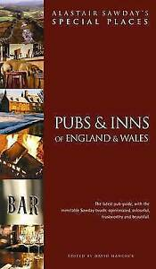 """AS NEW"" , Pubs and Inns of England and Wales (Alastair Sawday's Special Places"