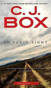 In Plain Sight by Box, C. J. -Paperback