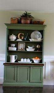 Refurbished Buffet and Hutch