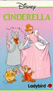 Ladybird-Disneys-Cinderella-1985-HB-Book-1st-Edition-Excellent-Condition