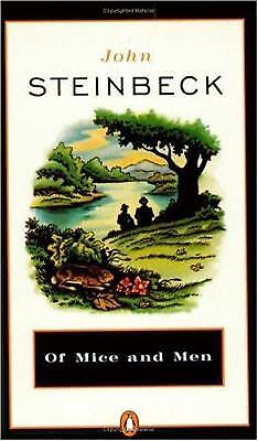 Of Mice And Men By Steinbeck  John