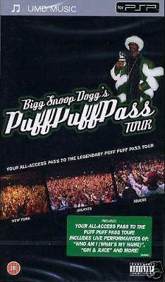 Bigg Snoop Dogg's Puff Puff Pass... ( UMD PSP ) - NEU