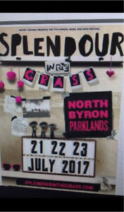 Saturday Splendour tickets WTB Camp Hill Brisbane South East Preview