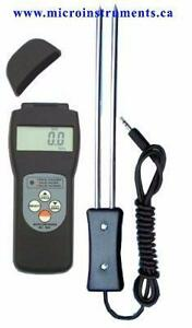 Moisture Meters www.microinstruments.ca