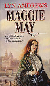"""""""AS NEW"""" Andrews, Lyn, Maggie May Book"""