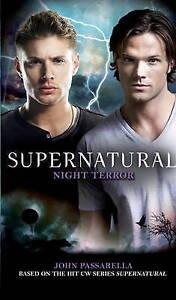 Supernatural: Night Terror, John Passarella
