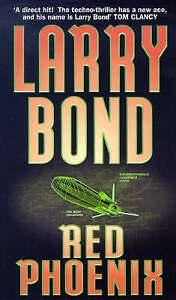 Red Phoenix, Bond, Larry Paperback Book